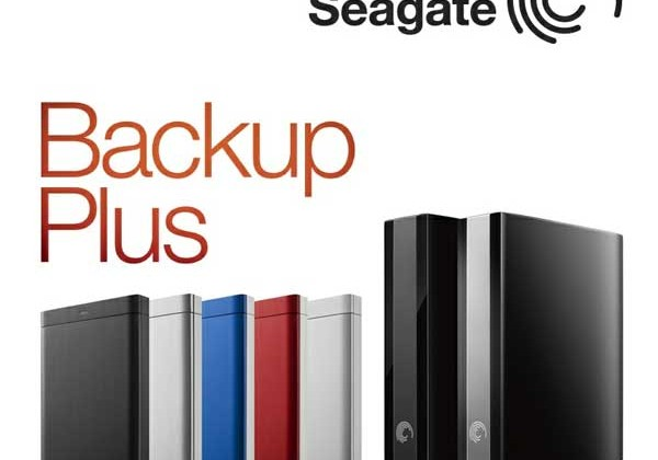 Seagate unveils new Backup Plus storage devices