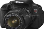 Canon EOS Rebel T4i photo and specs leak