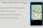 Windows Phone 8 adds Nokia Maps: Offline maps, navigation, more