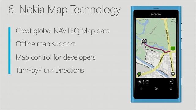 Windows Phone 8 adds Nokia Maps: Offline maps, navigation, more