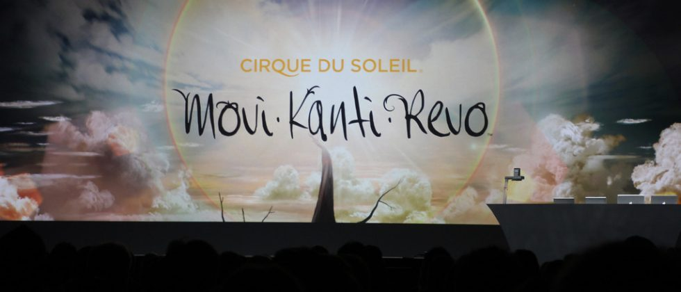 Cirque du Soleil demos motion-tracking virtual acrobats in your browser