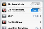 "Mountain Lion's ""Do Not Disturb"" rumored for iOS 6"