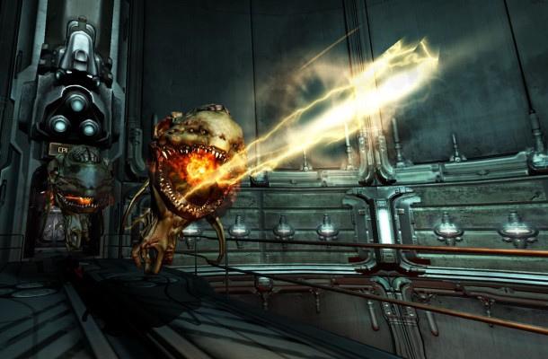 Id Software boasts Doom 3 BFG Edition on PS3