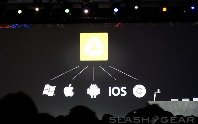 Google Drive hits the iPad and iPhone