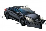 The Walking Dead creator designs Hyundai Elantra zombie survival machine