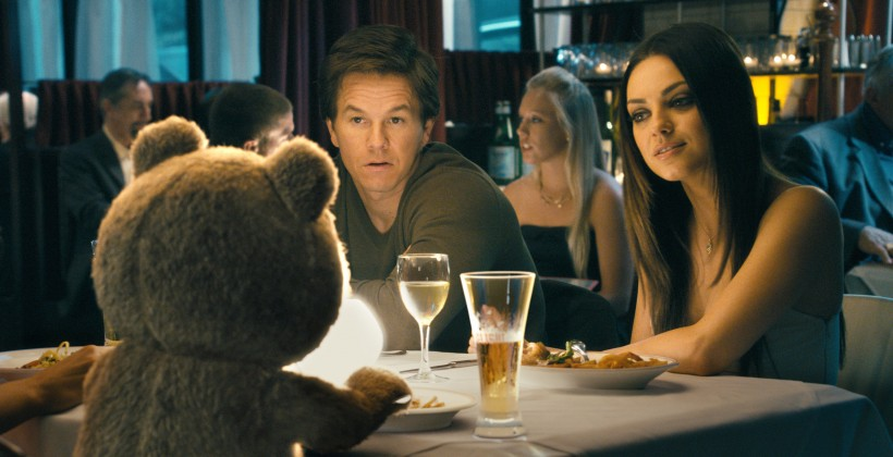 "Ted Movie ""hits the top bar"" with Visual Effects Producer Jenny Fulle"