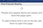 Facebook yanks controversial Find Friends Nearby