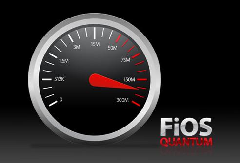 Verizon FiOS Quantum official: 300Mbps fiber