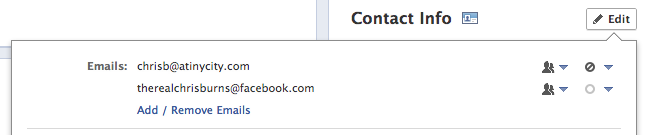 Fix your Facebook email instantly