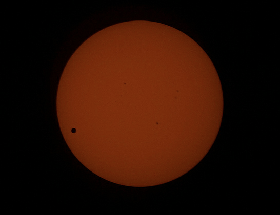 Transit of Venus live video feeds made public [UPDATED with images]