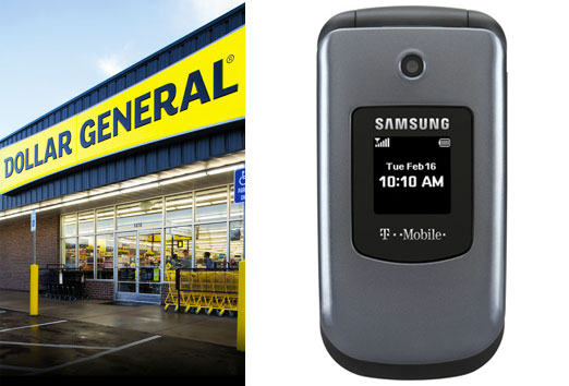T-Mobile teams with Dollar General stores for Monthly4G and