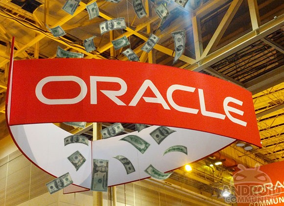 Oracle ordered to pay Google's legal fees