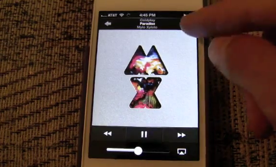 iOS 6 upgrades iTunes Match for streaming music