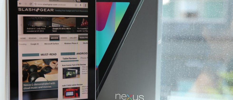 """ASUS CEO: Building Nexus 7 """"is like torture"""""""