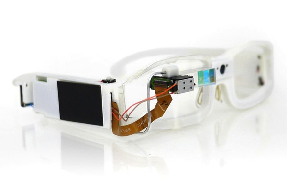 Google Project Glass: exponential smartphone streamlining