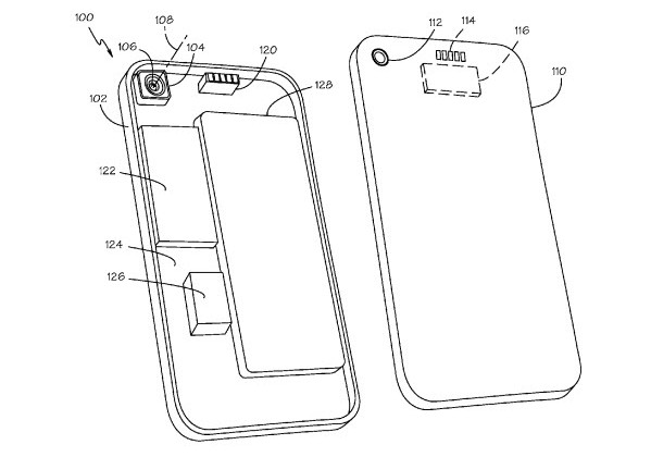 Apple files patent for iPhone with swappable camera lens