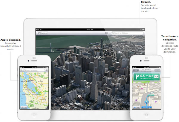iOS 6 Maps to feature built-in Yelp check-ins