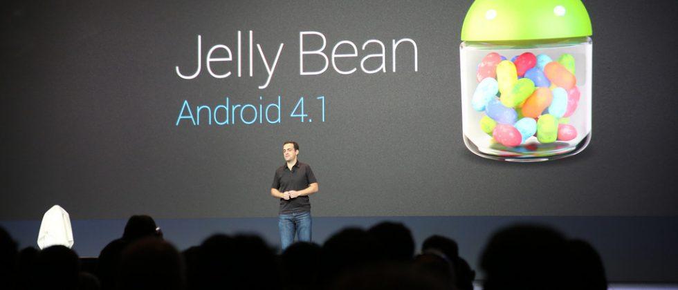 Jelly Bean for Galaxy Nexus leaks