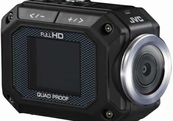 JVC unveils new action camera called ADIXXION