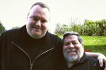 Steve Wozniak supports Kim Dotcom in MegaUpload case