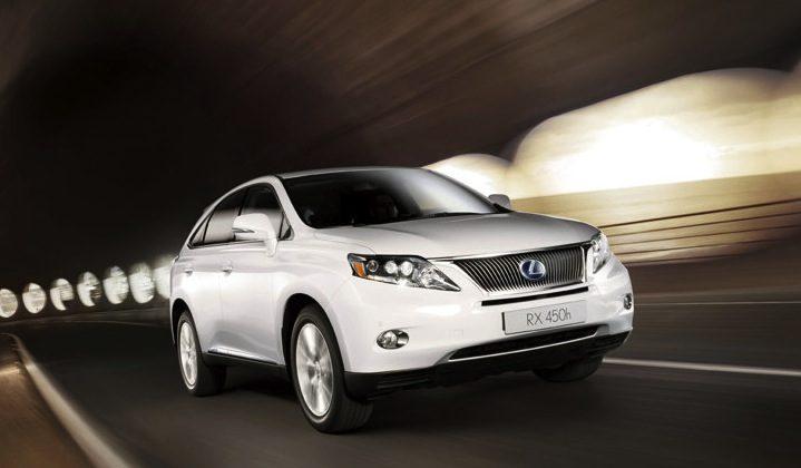 144k Lexus recall adds to Toyota's stuck-accelerator woes