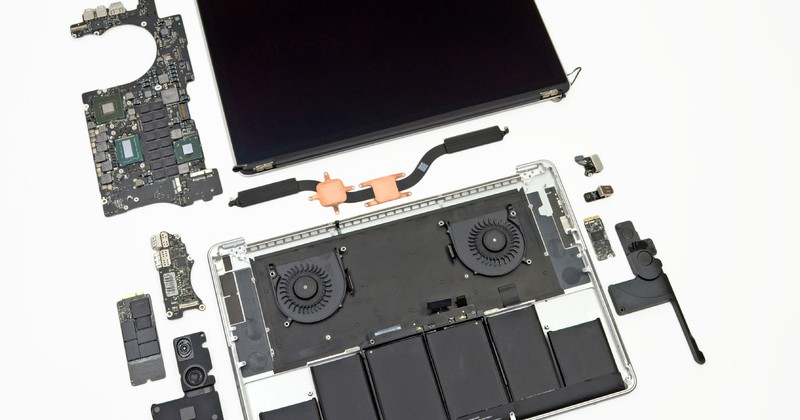 Retina MacBook Pro teardown reveals new heights of user-inaccessibility