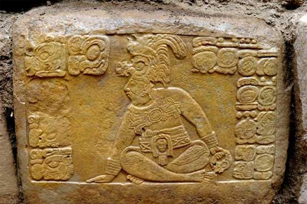 Newly discovered Mayan text says 2012 is the end of the calendar not the world