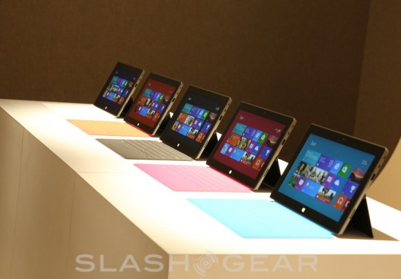 Microsoft saw OEM tablet plans, went ahead with Surface