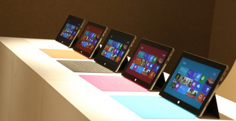Clandestine Microsoft Surface launch leaves PC partners puzzled