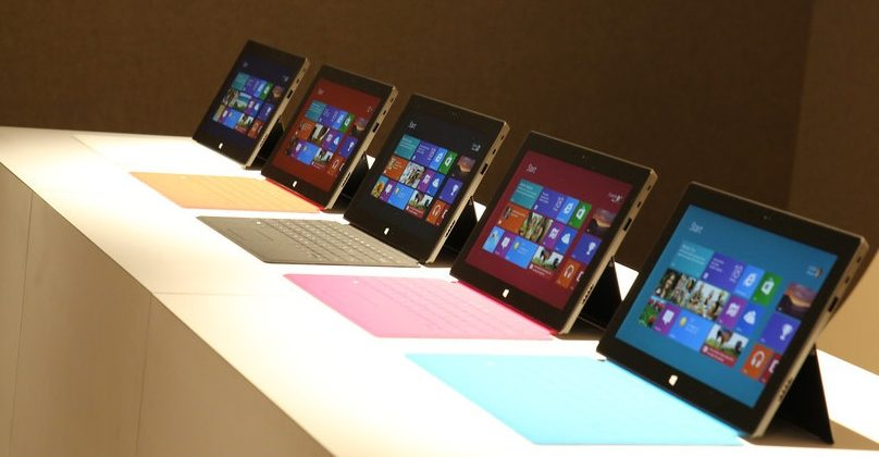 Surface Detail: Microsoft's Tablets Are Too Big To Fail