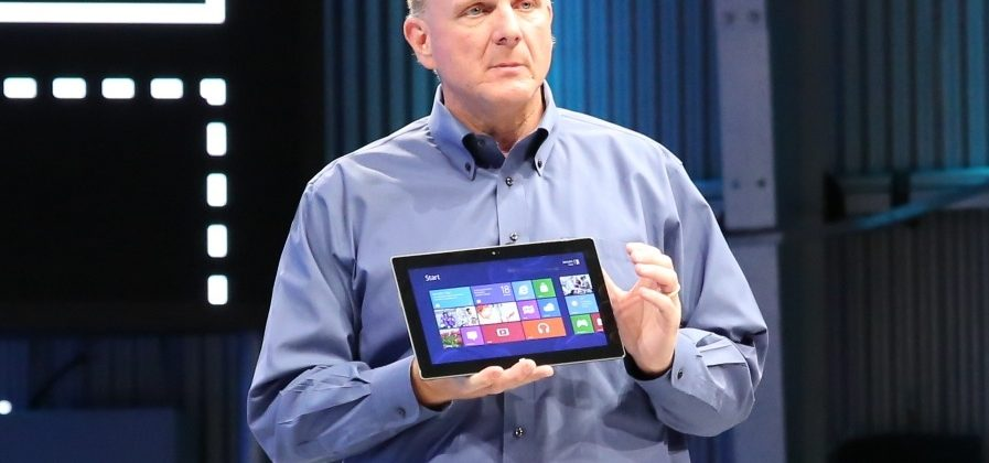 HP reportedly first to ditch Windows RT tablet plans over Microsoft's Surface