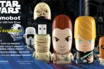 Series 8 mimobots offer Jabba and Slave Leia