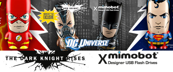 The Dark Knight Rises gets tiny with MIMOBOTS