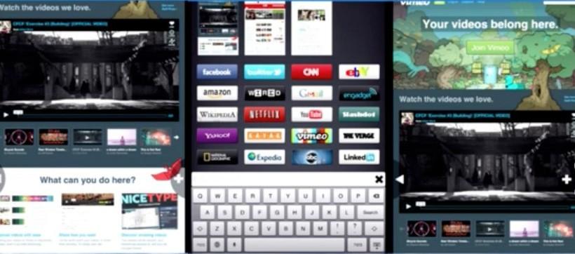 Mozilla Junior wants to revolutionize iPad browsing