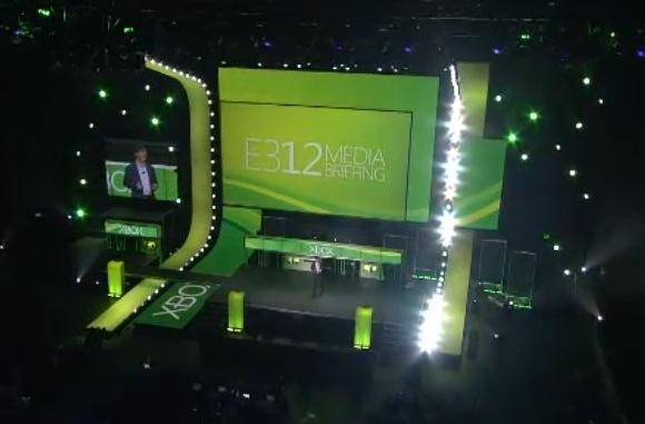 Microsoft's E3 2012 Xbox keynote video goes live