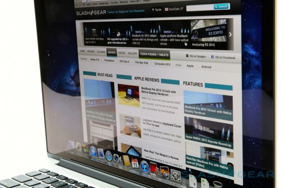 MacBook Pro Retina display tops panel cost list