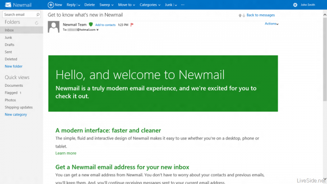 Microsoft to revamp Hotmail with Metro styling