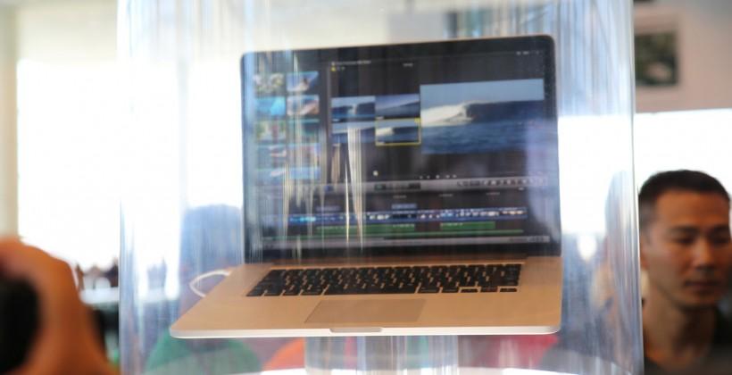 Next-Gen MacBook Pro with Retina eyes-on [Video]