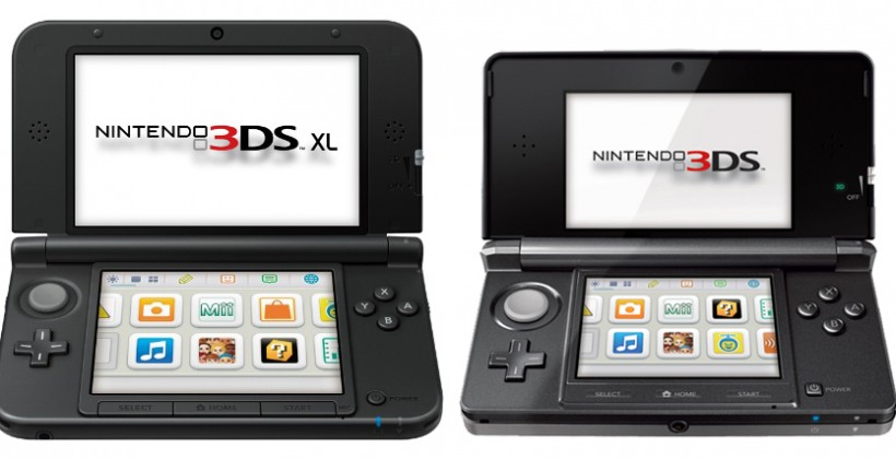 SlashGear 101: Nintendo 3DS XL vs Nintendo 3DS