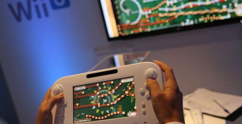 Nintendo Wii U 2012 hands-on