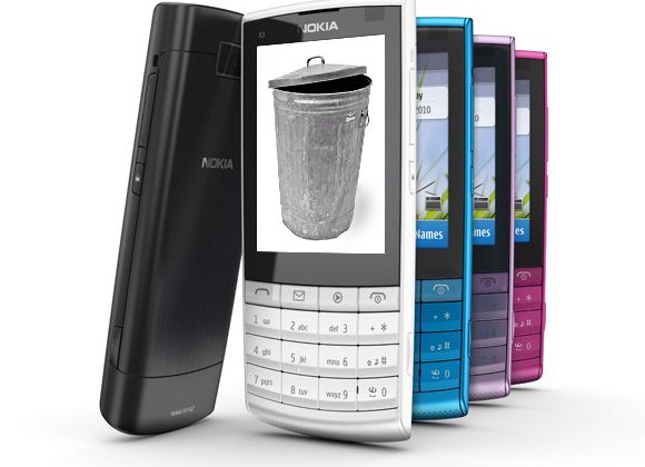 Nokia Meltemi survivors suggest axed OS was nearly ready