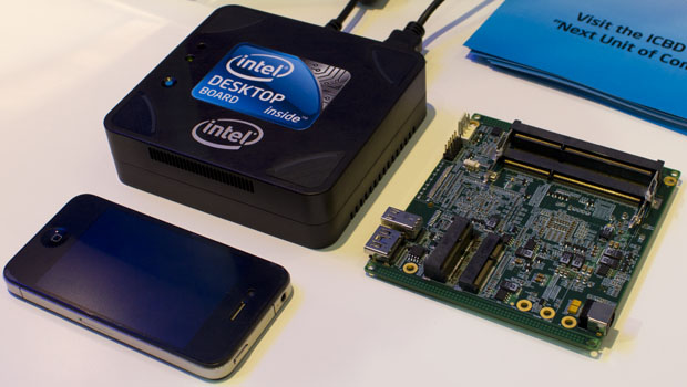 Intel's Next Unit of Computing to cost around $400