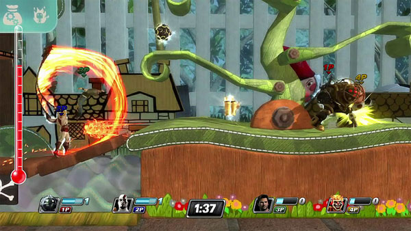 PlayStation All Stars Battle Royale gets full Cross Play support