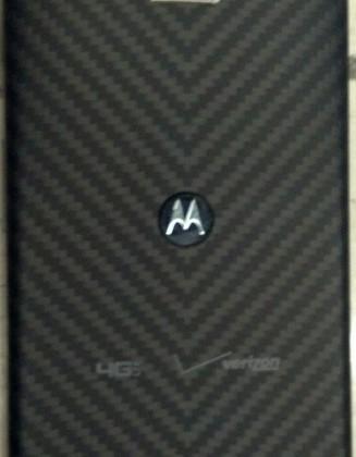Motorola DROID RAZR HD for Verizon leaks