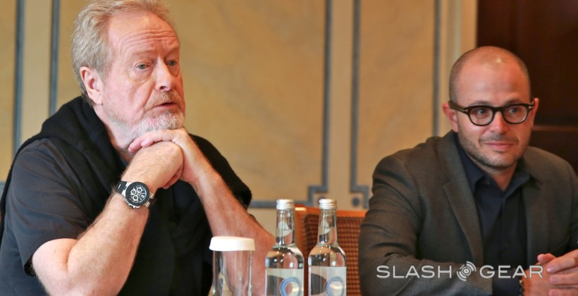 Ridley Scott talks Prometheus with SlashGear: Candid & Uncut