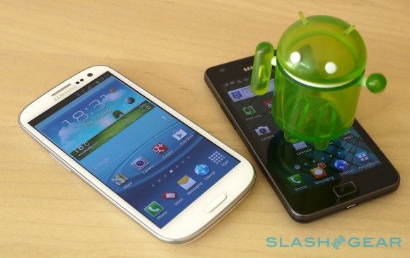 AT&T Galaxy S III shipping June 21st