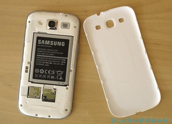 Galaxy S III pre-release security described in detail