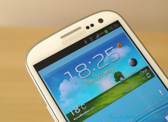 Apple seeks Galaxy S III ban in USA