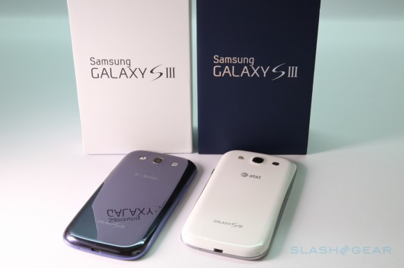 Galaxy S III hits T-Mobile USA today: AT&T and Verizon must wait