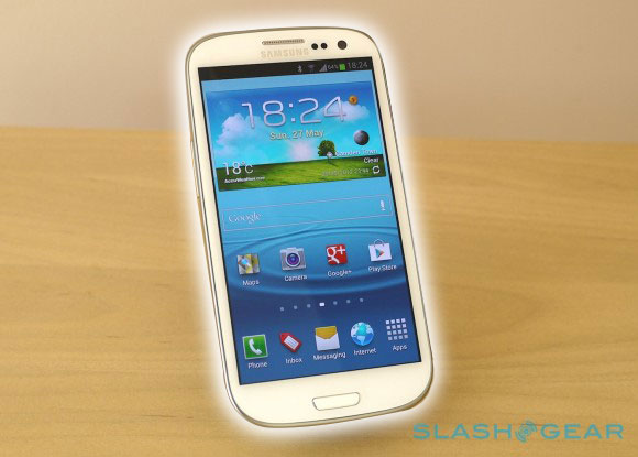 Apple's USA Galaxy S III ban denied by judge
